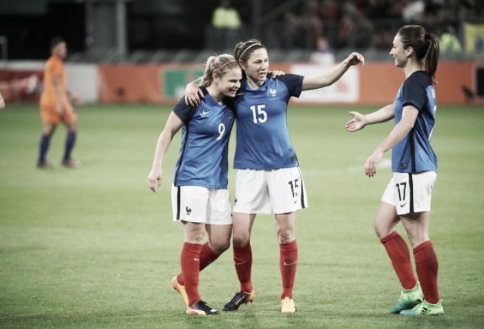 Seleção Feminina da França enfrentará Chile e Espanha em amistosos no mês de setembro