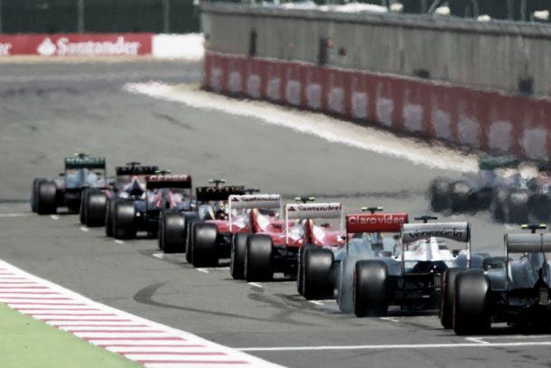 Lista provisória para F1 2015 conta com 11 equipas