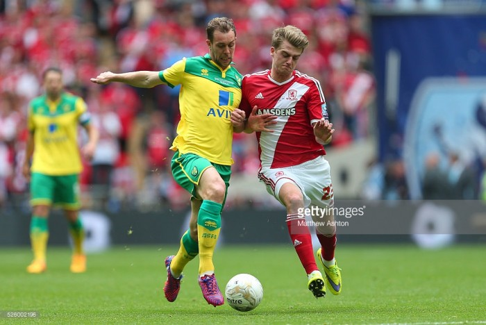 Norwich City vs Middlesbrough Preview: Former play-off finalists replay 2015 final