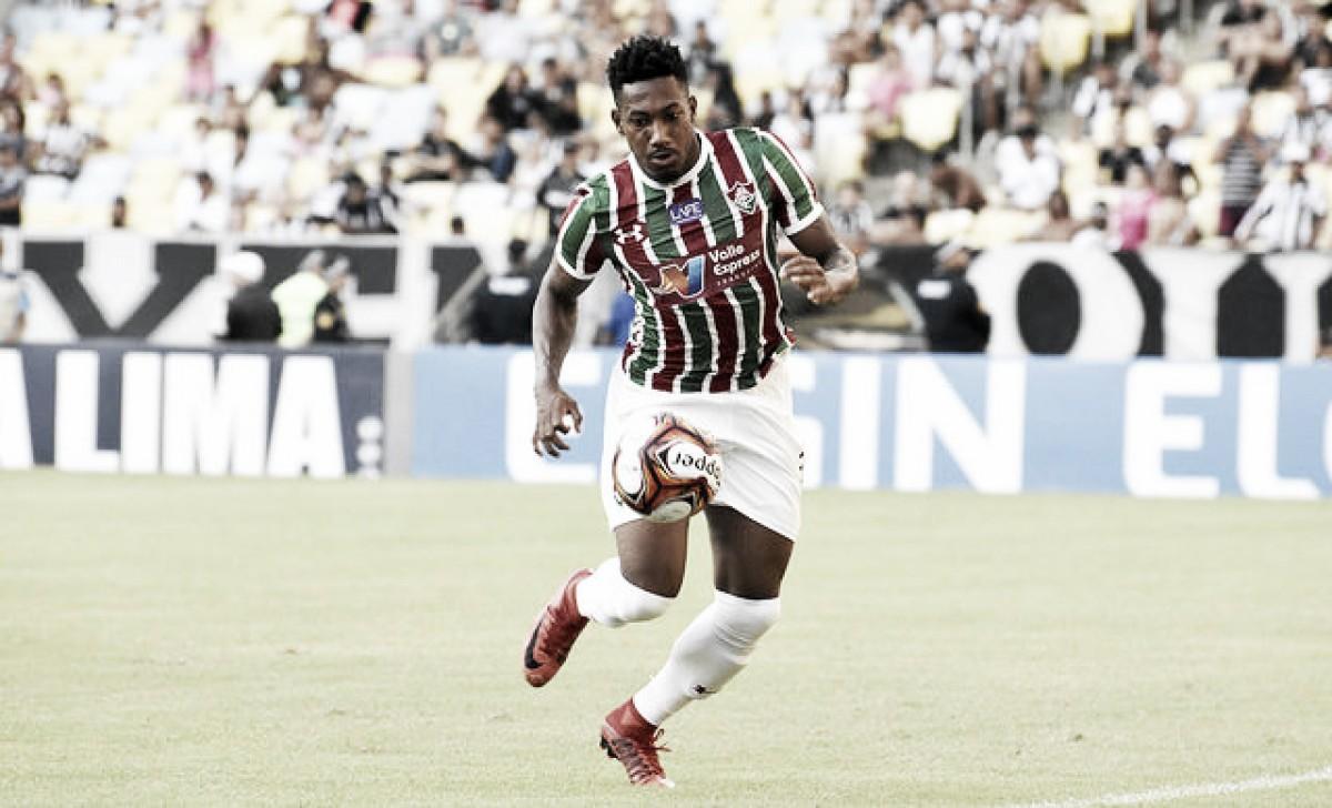Com contrato no fim, Fluminense renova com Pablo Dyego até dezembro de 2019