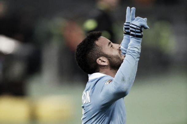 Felipe Anderson fenomenale: Lazio batte Sampdoria 3-0
