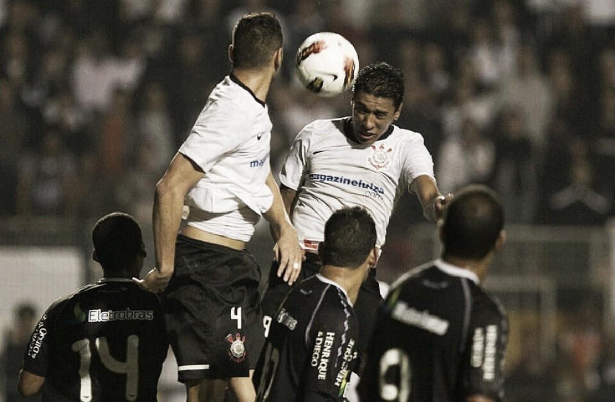 Recordar é viver: Há seis anos, Corinthians vencia Vasco nas quartas de final da Libertadores