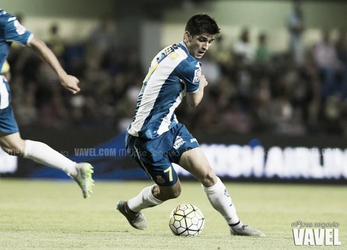 Gerard Moreno, la gran estrella del Espanyol