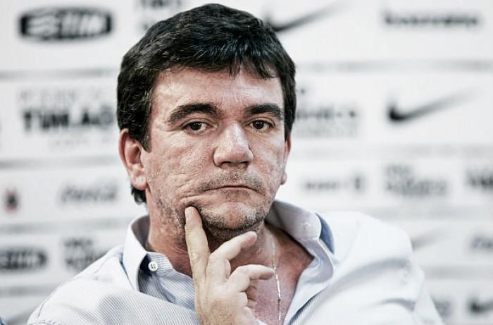 Andrés Sanchez é reeleito o novo presidente do Corinthians