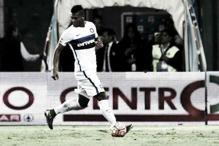 Inter's Fredy Guarin completes lucrative move to Shanghai Shenhua