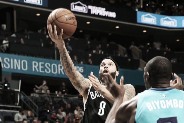 I Nets provano a riprendersi e cacciano via gli Hornets