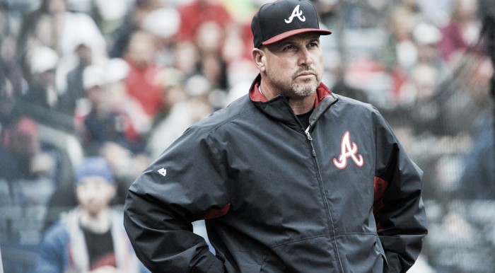Atlanta Braves part ways with manager Fredi Gonzalez
