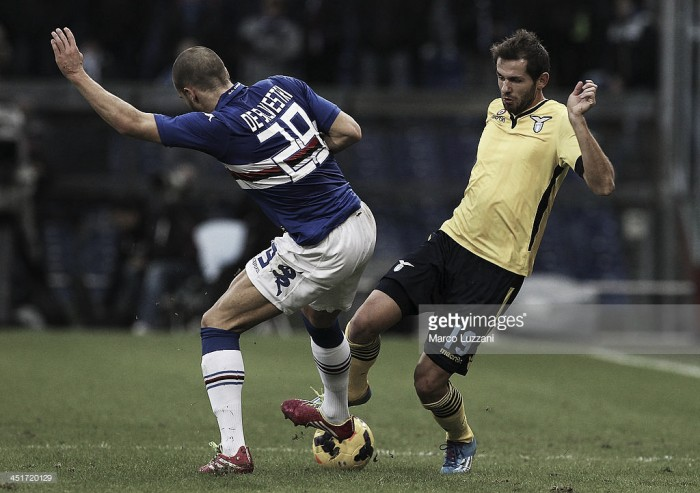 Resumen Sampdoria 1-2 Lazio en Serie A 2017