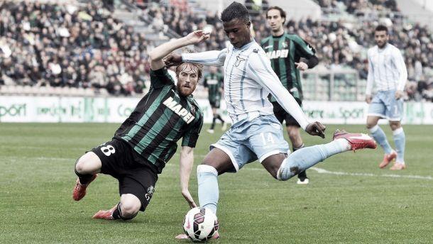Live Sassuolo - Lazio, risultato partita Serie A 2015/16  (2-1)