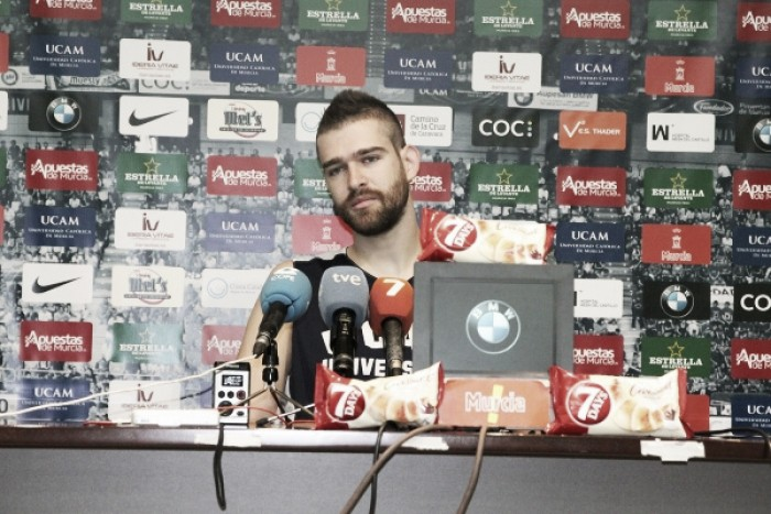 """Nemanja Radovic: """"Hay que intentar ganar todo en casa"""""""