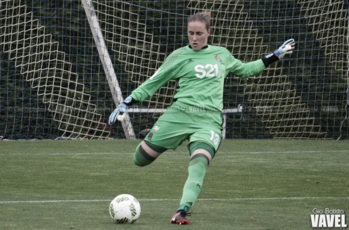 Mariasun Quiñones a la Eurocopa