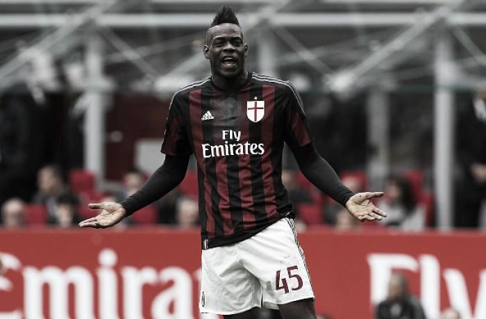 Recém promovido à Serie A, Crotone mira contratação de Balotelli