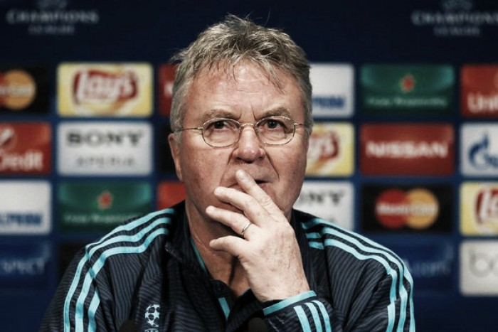 "Champions League, Hiddink avvisa il PSG: ""Stiamo crescendo"""