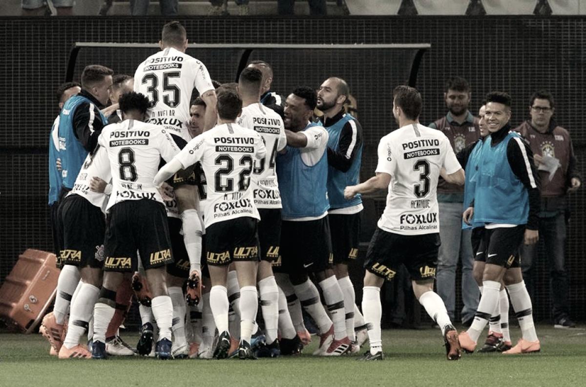 Vivendo período de incertezas, Corinthians busca avançar às semifinais da Copa do Brasil