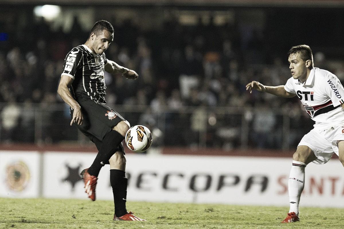 Recordar é viver: há cinco anos, Corinthians vencia São Paulo com golaço de Renato Augusto