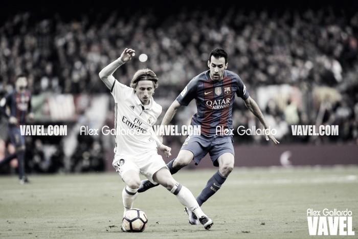 Y otro lesionado en el Madrid, esta vez Luka Modric