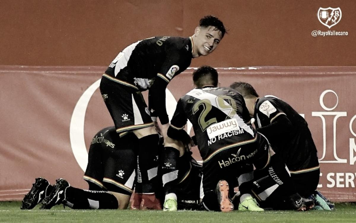 Albacete - Rayo Vallecano: puntuaciones del Rayo Vallecano, jornada 34 de Segunda División
