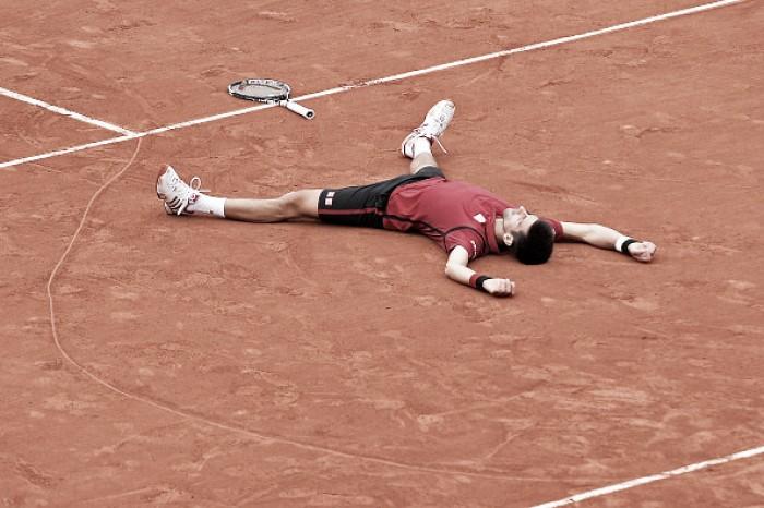 Novak Djokovic: aquele 100% campeão de tudo