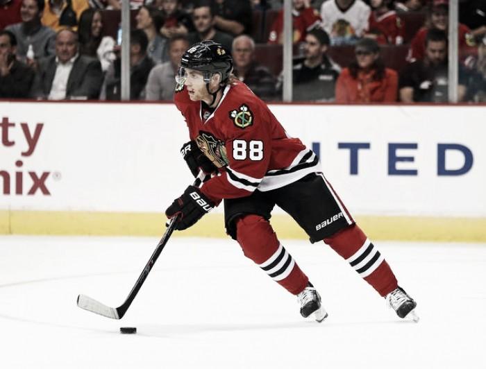 Patrick Kane entre la élite anotadora de los Chicago Blackhawks