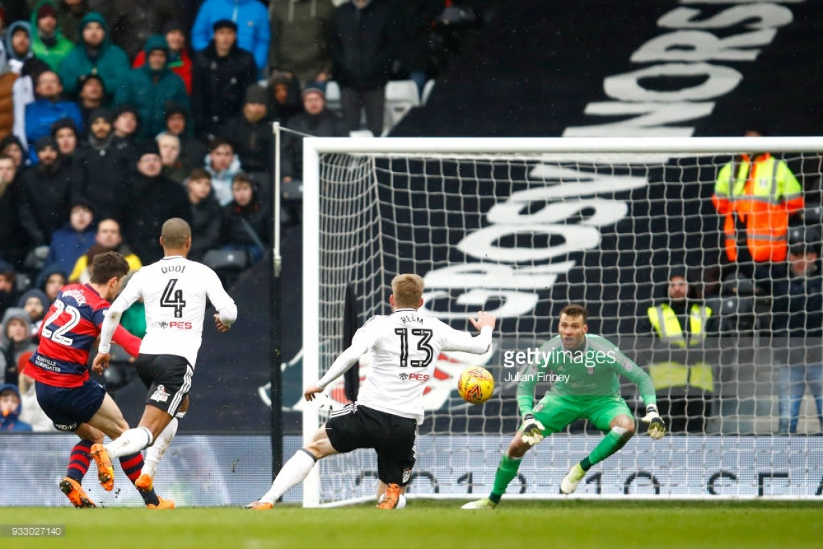 Fulham 2-2 Queens Park Rangers: Hoops comeback damages Fulham promotion hopes