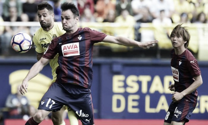Liga, al Villarreal non basta Soriano: l'Eibar vince 3-2
