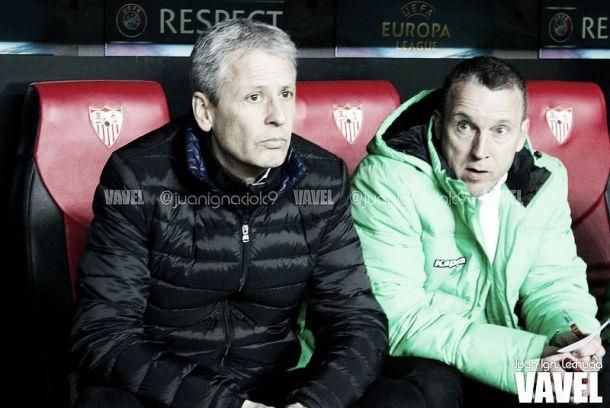 """Lucien Favre: """"En ambos encuentros hemos sido el mejor equipo"""""""