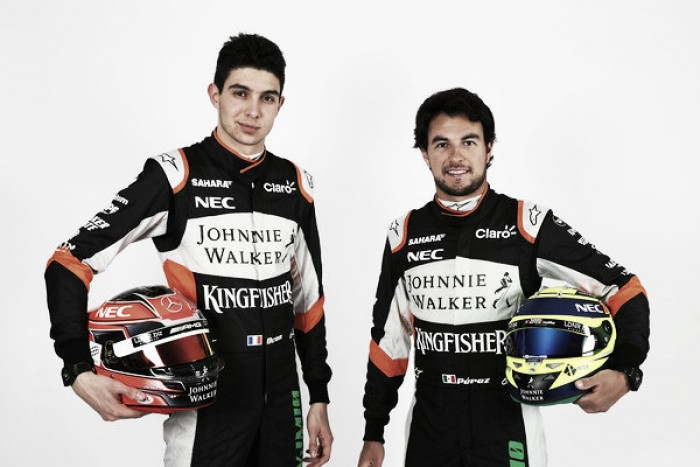 Previa de Force India en el GP de Bélgica 2017
