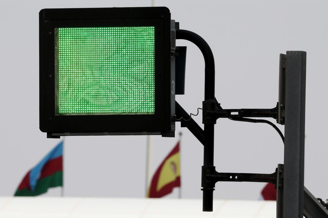 Panel de lux homologado / Foto: FIA