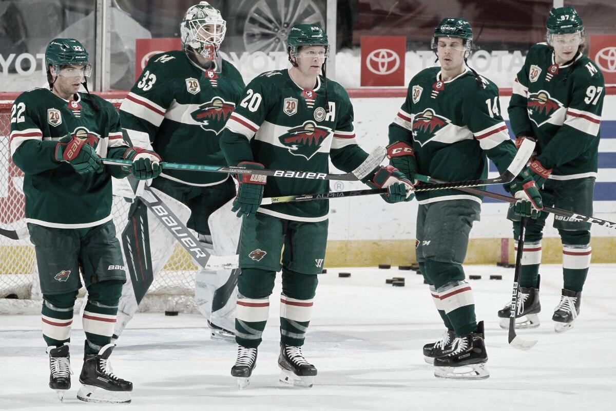 Minnesota sella su clasificación a playoffs con victoria ante losSharks