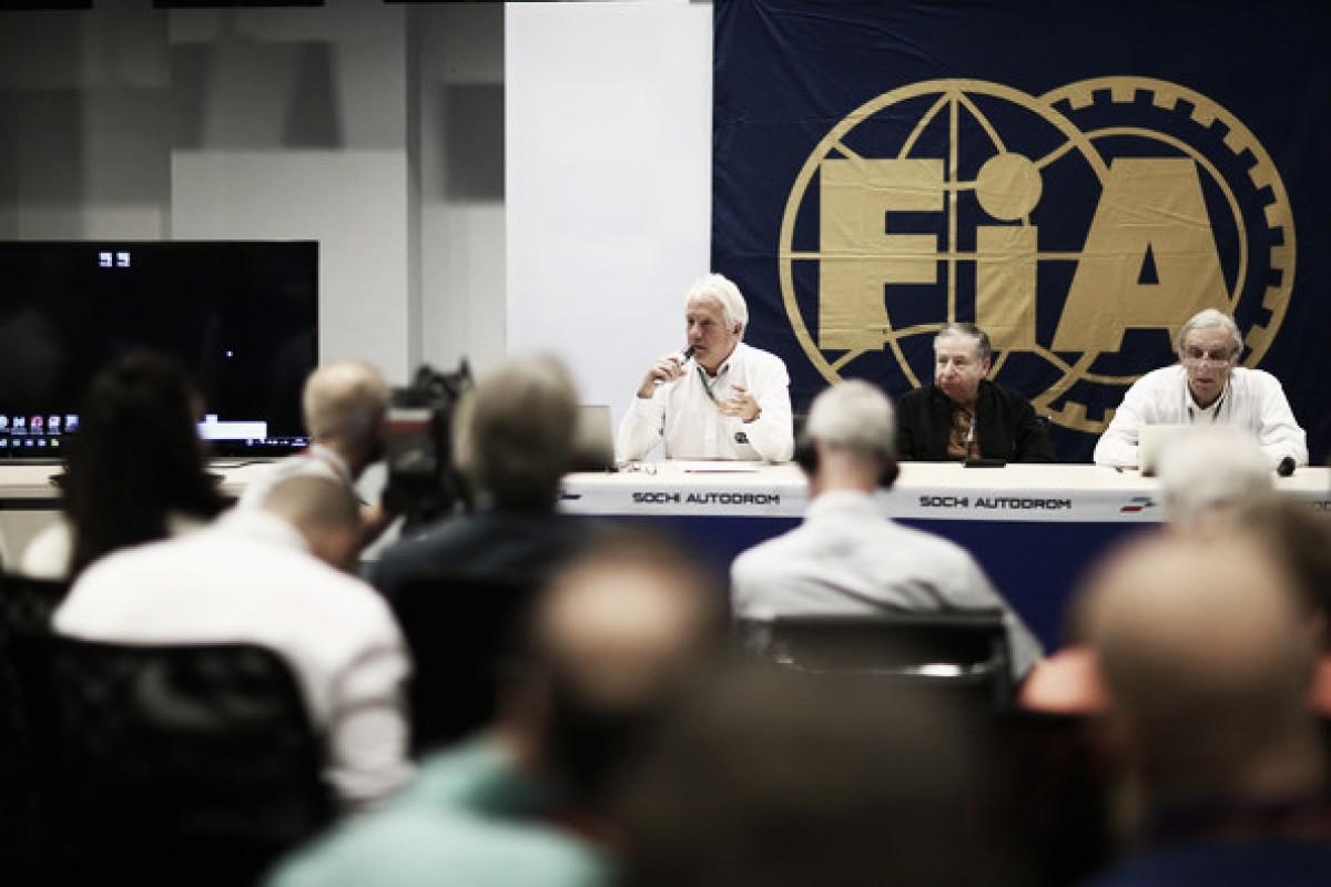 La FIA estudia automatizar la mítica bandera de cuadros