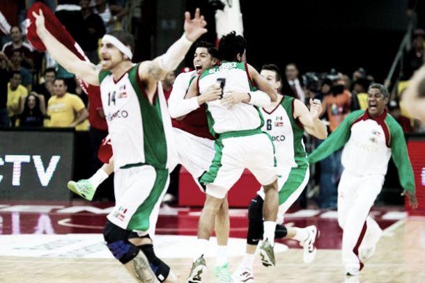 México ya tiene rivales en el FIBA Américas y Preolímpico 2015