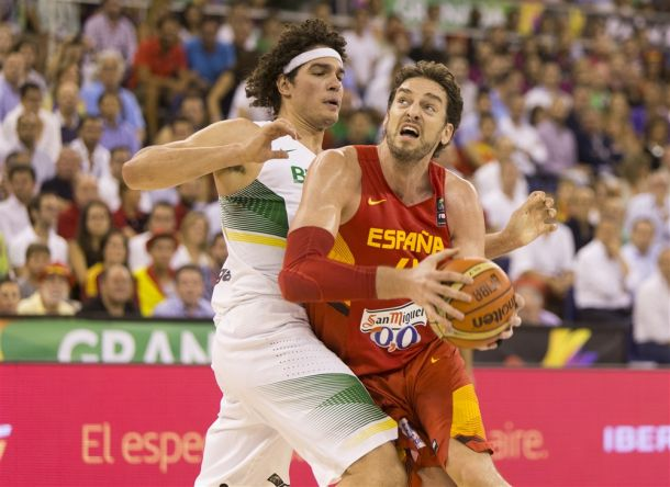 FIBA World Cup: A Hot Shooting First Quarter Aids Spain To 82-63 Victory Over Brazil