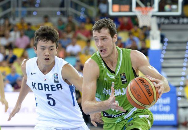 FIBA World Cup: A Dominant Second Half Leads To Slovenia's 89-72 Win Over Korea