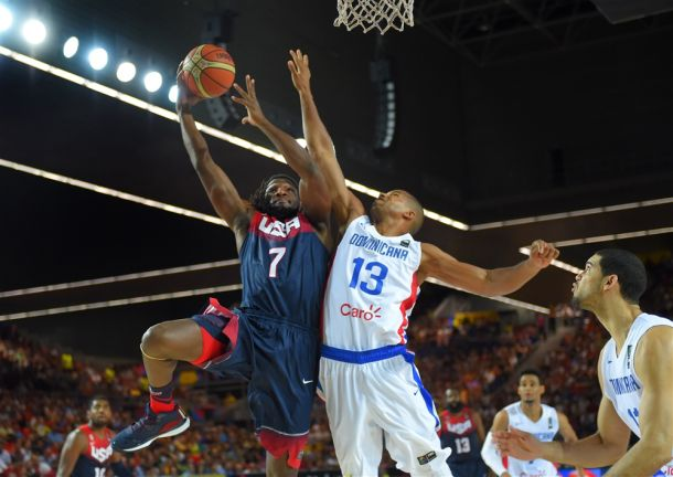 FIBA World Cup: USA's Dominant Second Half Leads Them To Easy Victory Over Dominican Republic