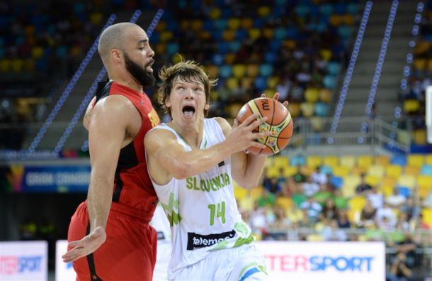 FIBA World Cup: Slovenia Remains Undefeated After Beating Angola 93-87