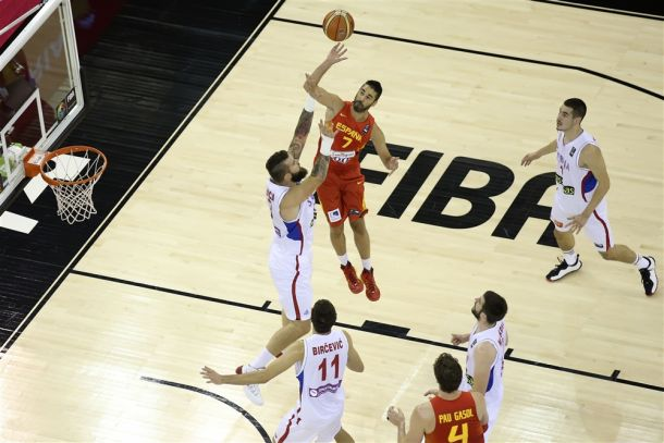 FIBA World Cup: Spain Blows Past Serbia With Another Fast Start