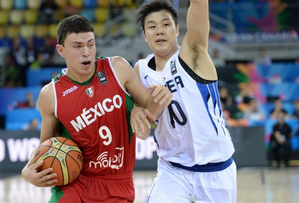 FIBA World Cup: Mexico Dominates Korea On The Boards, Wins 87-71