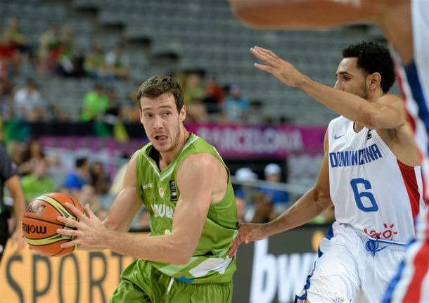 FIBA World Cup: Slovenia Tops Dominican Republic Led By The Dragic Brothers