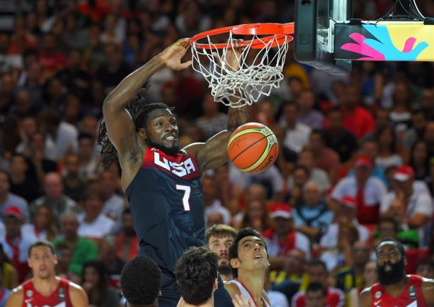 FIBA World Cup: Team USA Pulls Away Late Led By Kenneth Faried