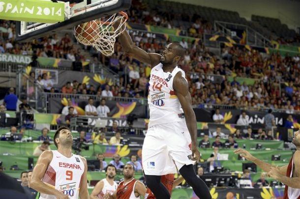 FIBA World Cup: Spain Cruises Past Egypt