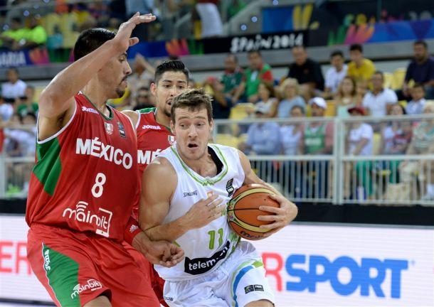 FIBA World Cup: Slovenia Dominates Mexico En Route To 89-68 Victory