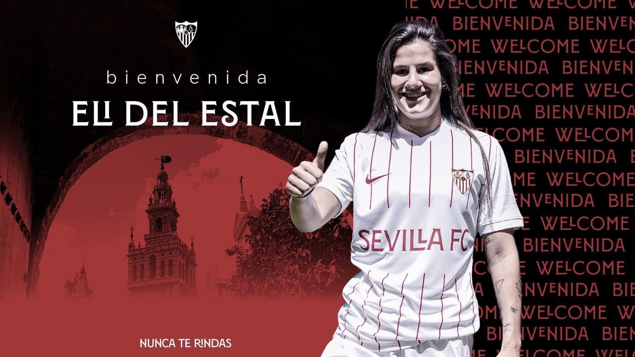 Eli del Estal, nuevo refuerzo para el Sevilla FC Femenino