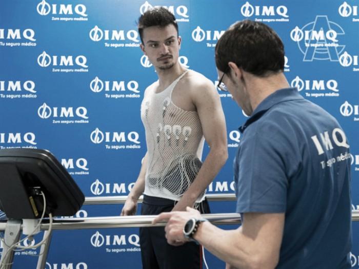 Cristian Ganea será jugador del Athletic