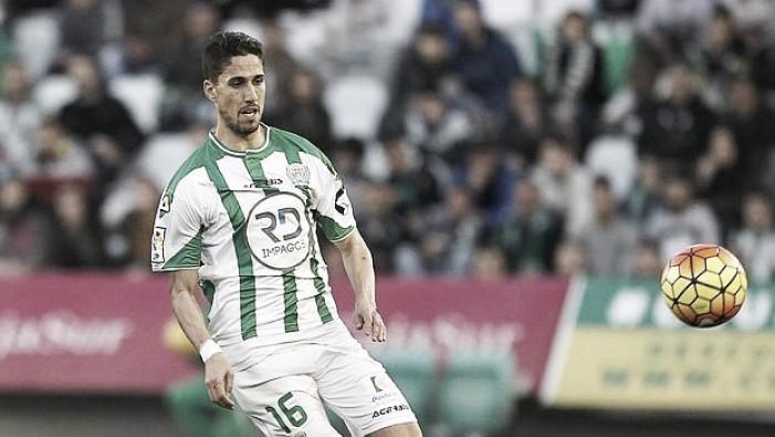 Fidel, el mejor jugador del Córdoba CF ante el Tenerife para los lectores de VAVEL