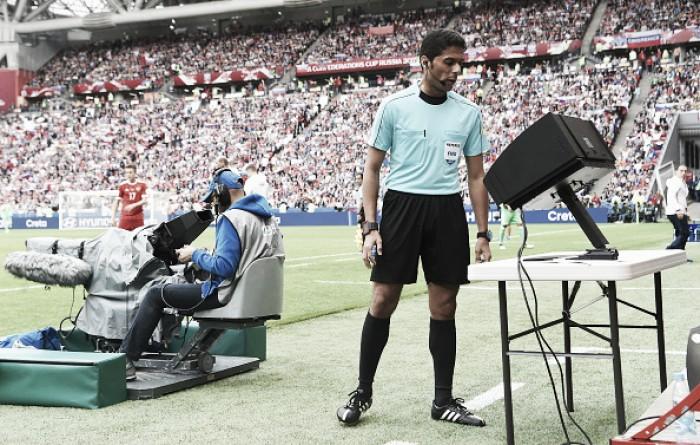 Árbitro de vídeo será aplicado na próxima rodada — Campeonato Brasileiro