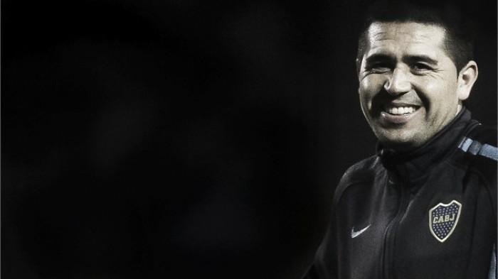 """Juan Román Riquelme: """"Si Boca le gana a Newell's sale campeón"""""""