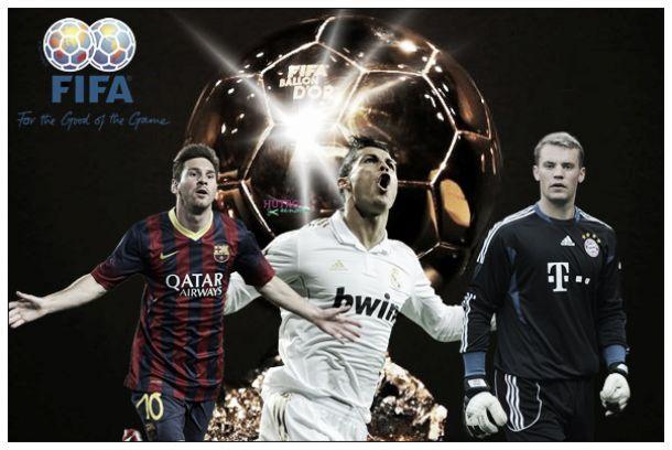 Gala FIFA Bola de Ouro 2014