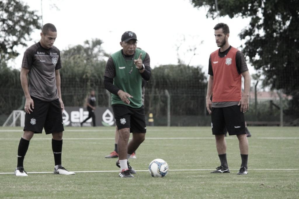 Ainda sem vencerem, Figueirense e Brasil-RS se enfrentam pela Série B