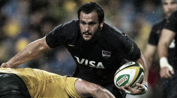 Copa Mundial de Rugby 2015: Tetaz Chaparro se lesionó y lo reemplaza Figallo