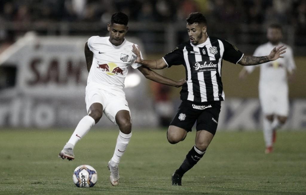 Separados por 22 pontos, Figueirense e Bragantino se encontram pela Série B
